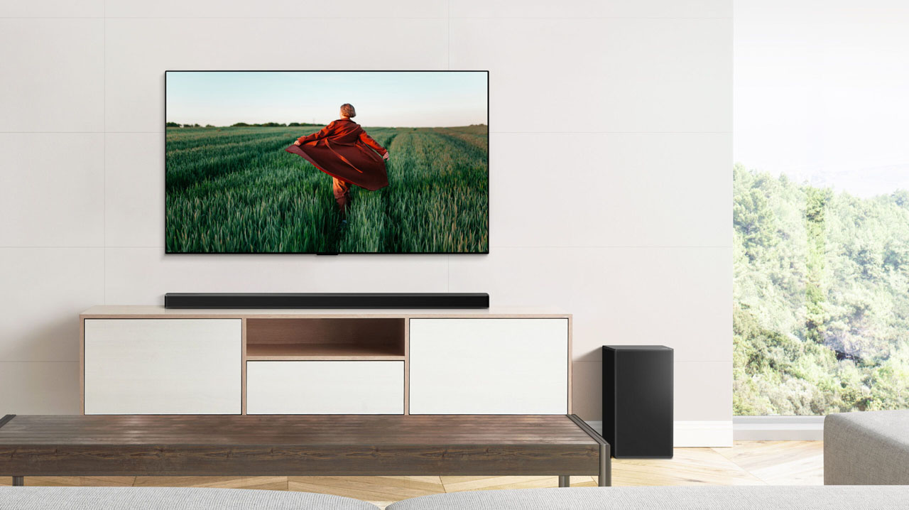 LG reveals 2021 soundbar line with sustainable designs