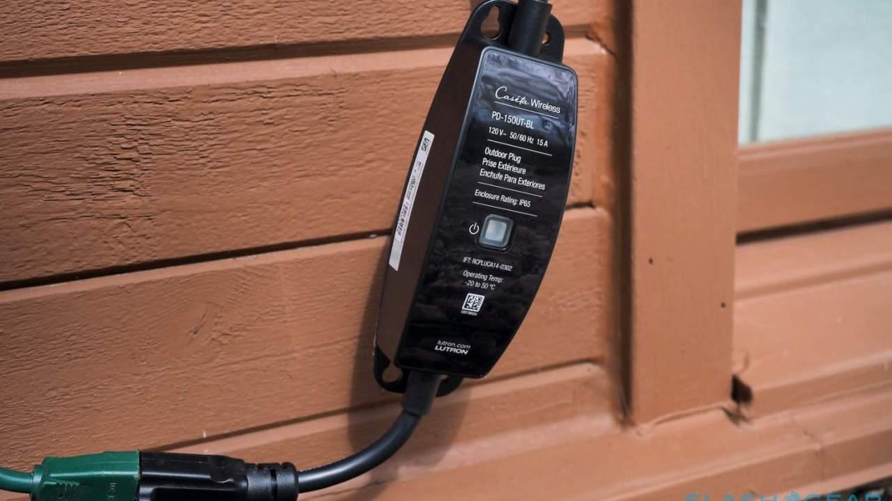 Lutron Caseta Outdoor Smart Plug Review: Flexibility in the garden