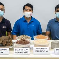 Engineers create greener concrete using waste clay