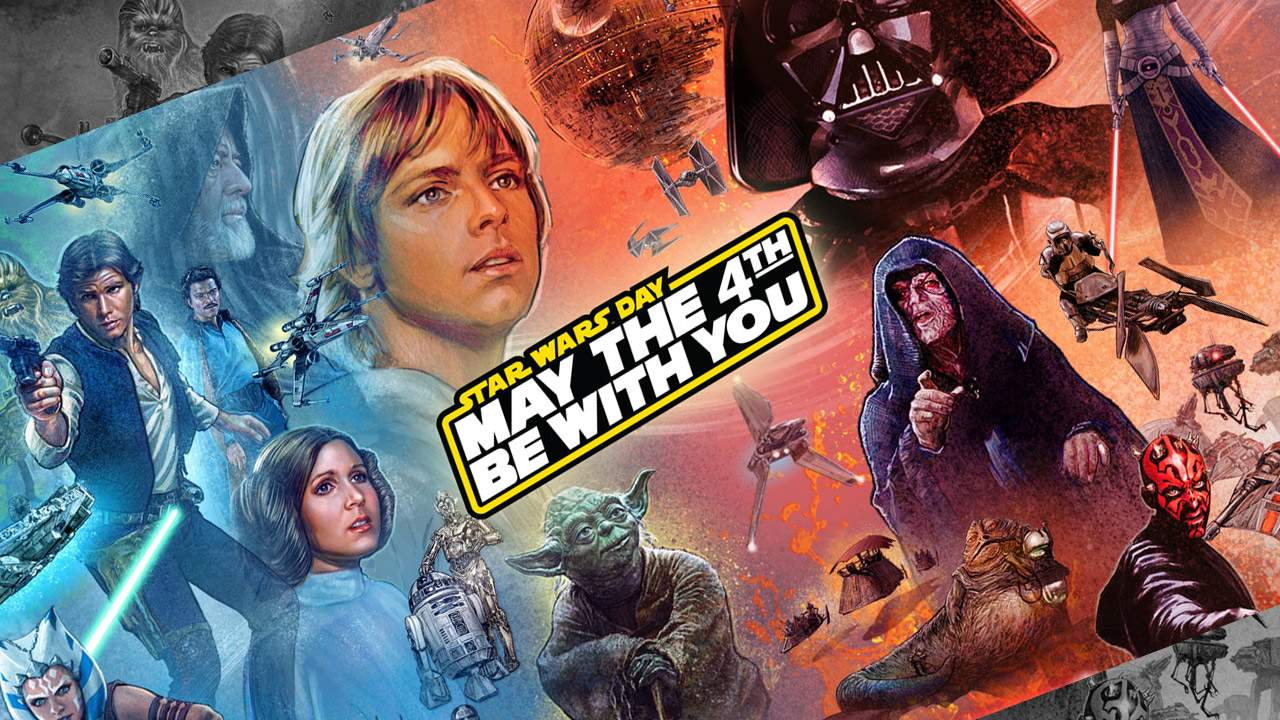 Star Wars day 2021 hits the gaming universe