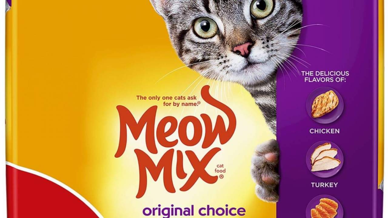 Meow Mix cat food recall hits several states: How to check your bag