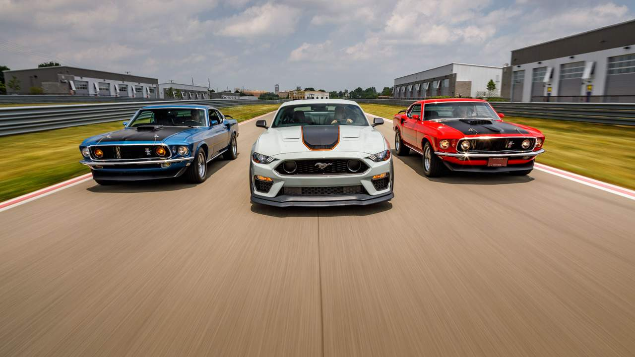 Ford Mustang is the world's best-selling sports car for the second year in a row