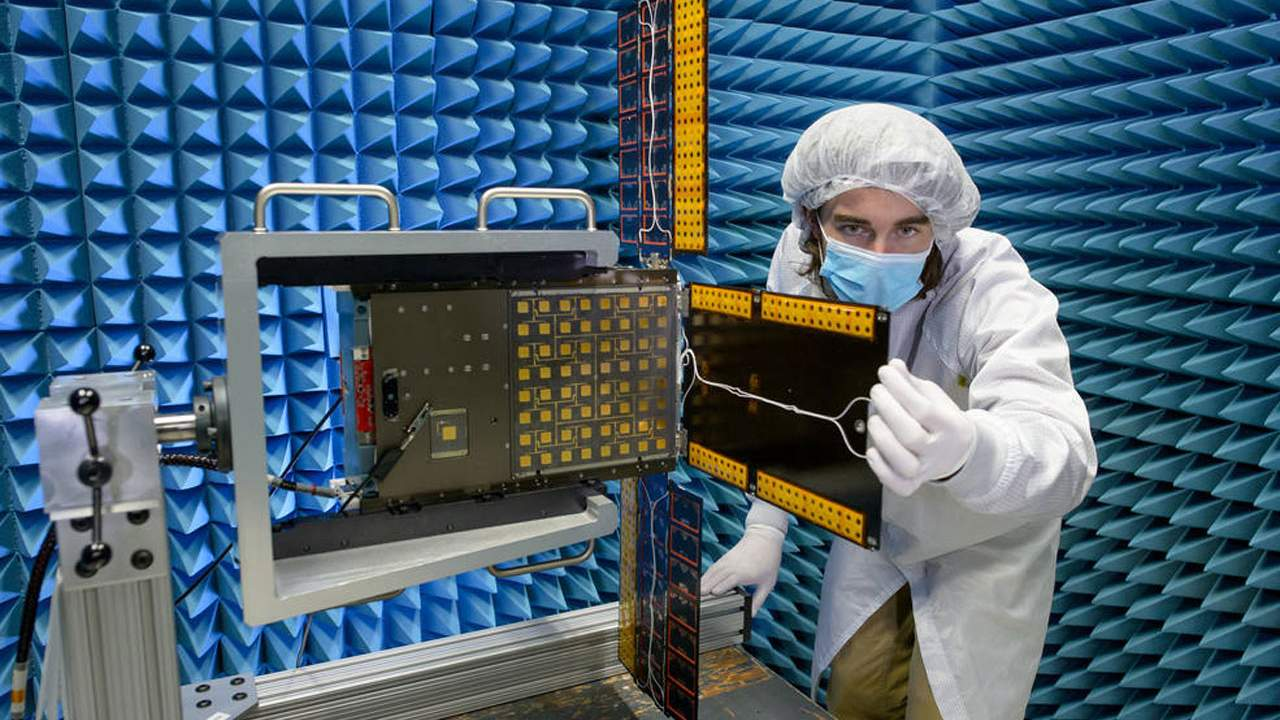 NASA BioSentinel CubeSat completes assembly and battery testing