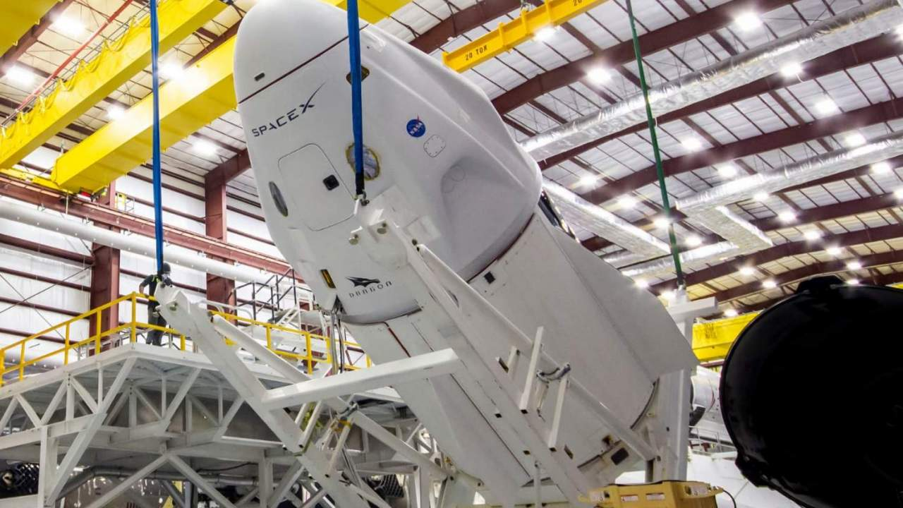 NASA just approved the SpaceX Crew-2 launch: Date and Details
