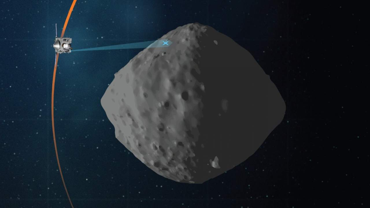 NASA's last Bennu flyby will check damage caused by touchdown mission