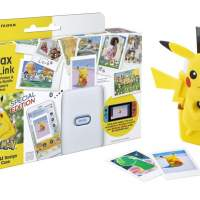 Fujifilm's Pikachu-themed Nintendo Switch printer is Instax-adorable