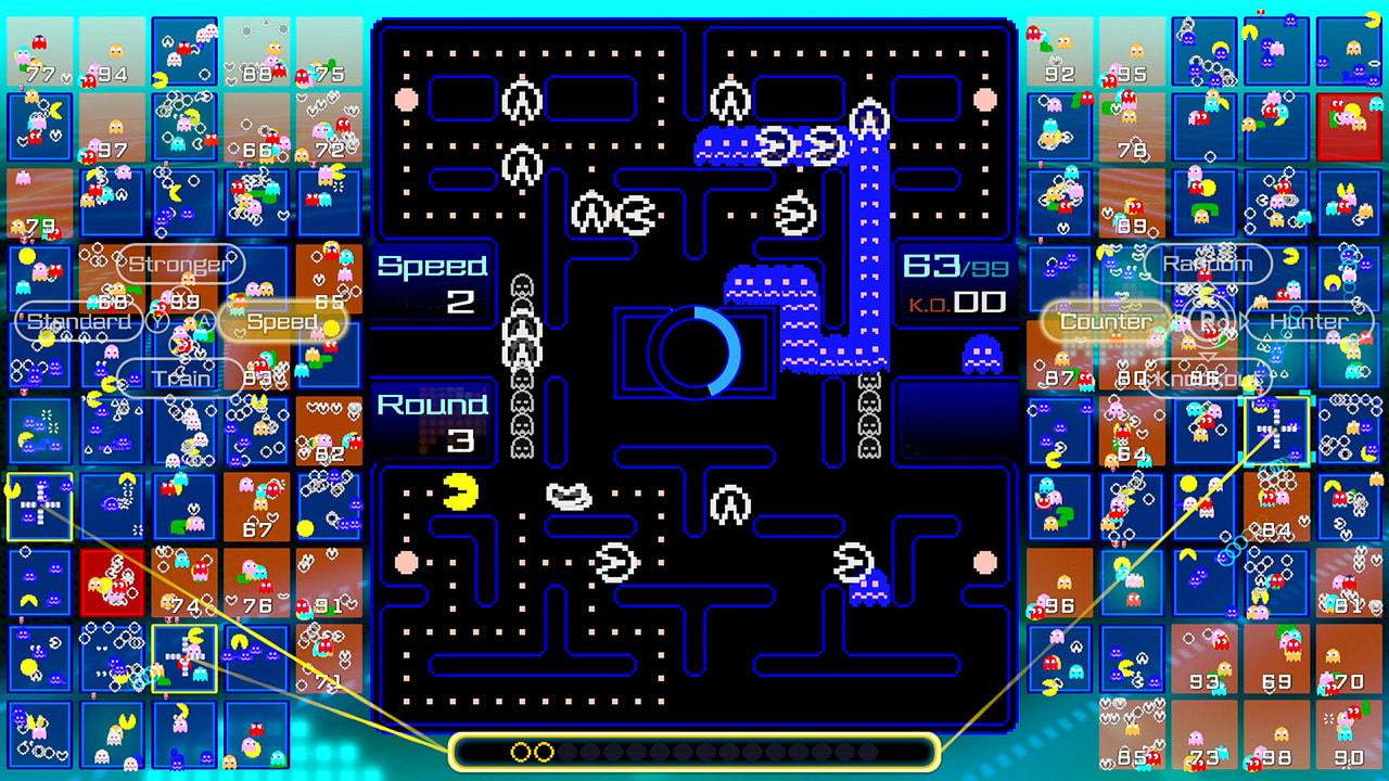 PAC-MAN 99 battle royale chomps onto Nintendo Switch Online