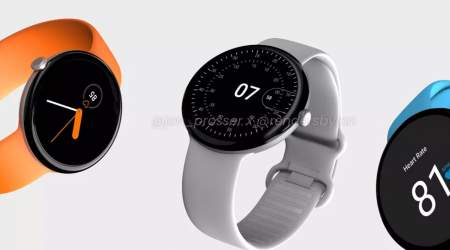 Google Pixel Watch release date and look leaked