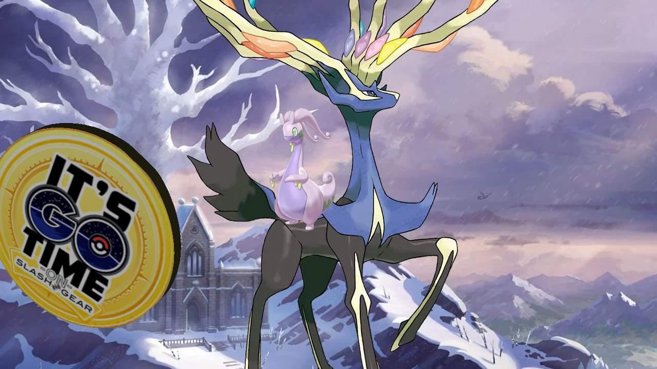 Shiny Pokemon GO Luminous Legends X event revealed