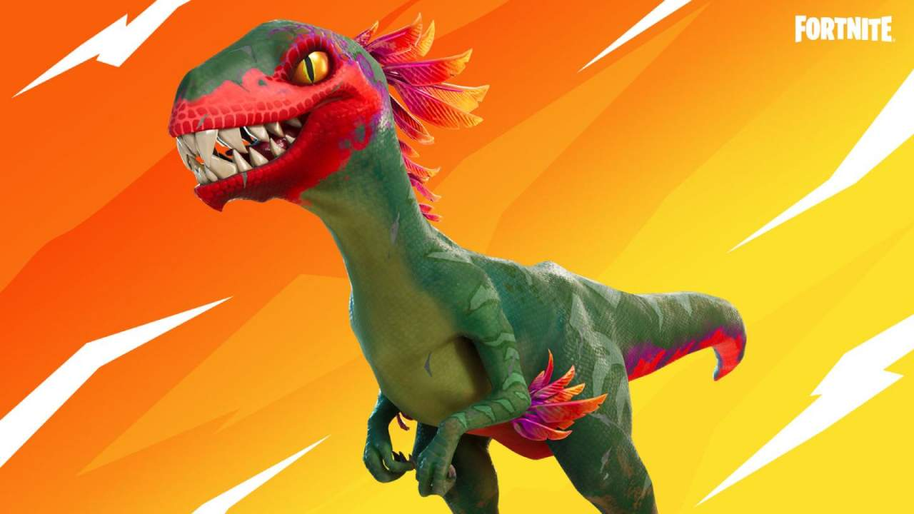 Fortnite Fortography contest urges players to get close to dinosaurs