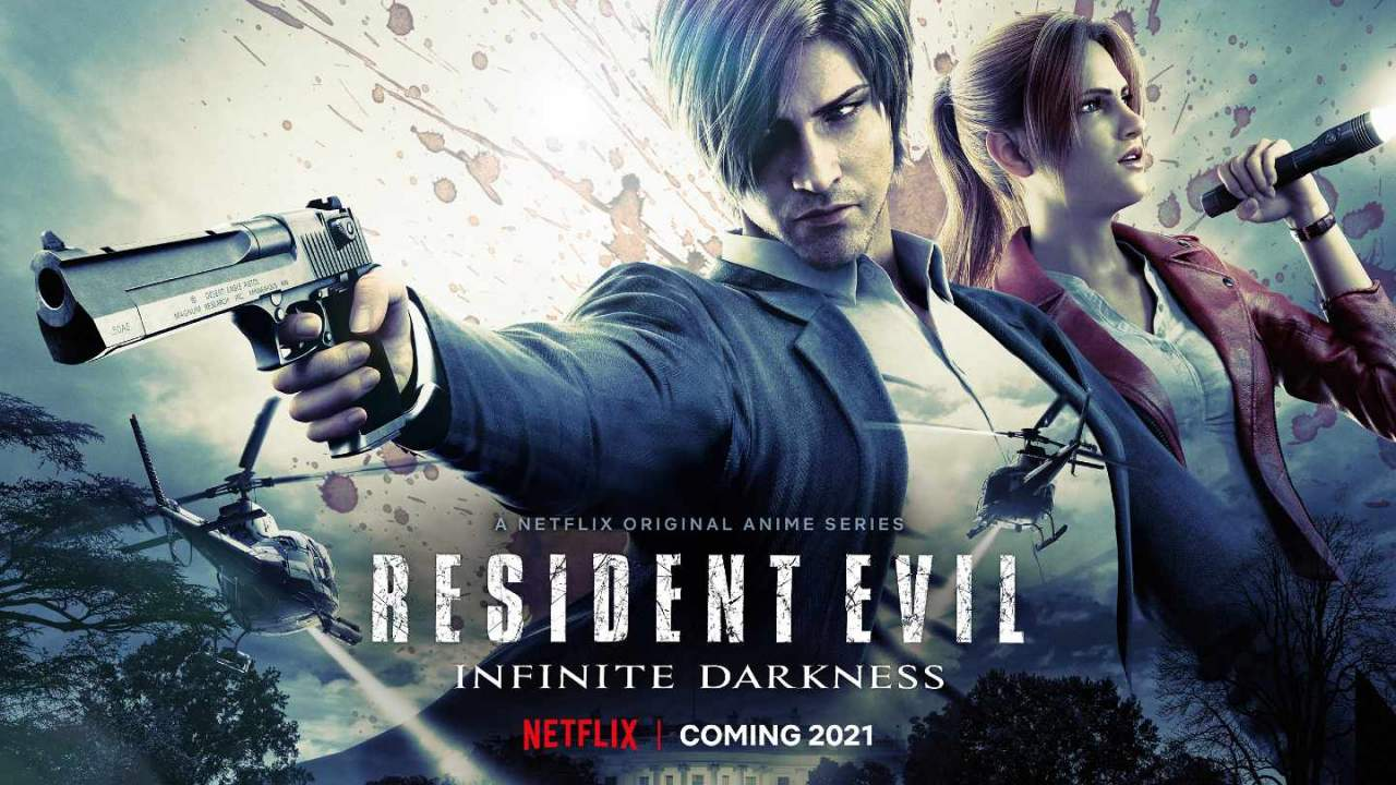 Capcom has big Resident Evil live-action reboot and Netflix series news