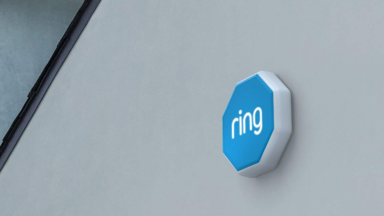 Amazon's Ring sued by ADT over blue octagon design