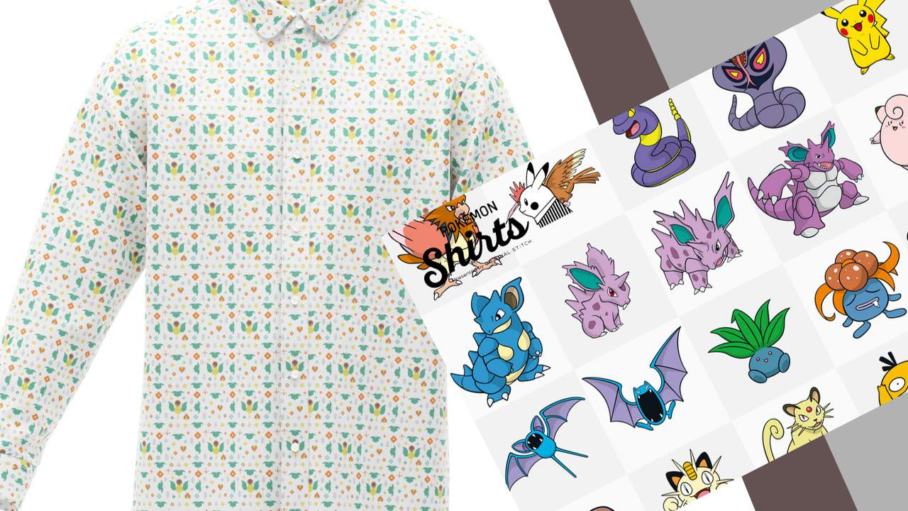 Which Pokemon is best? Let $100 shirts make the call