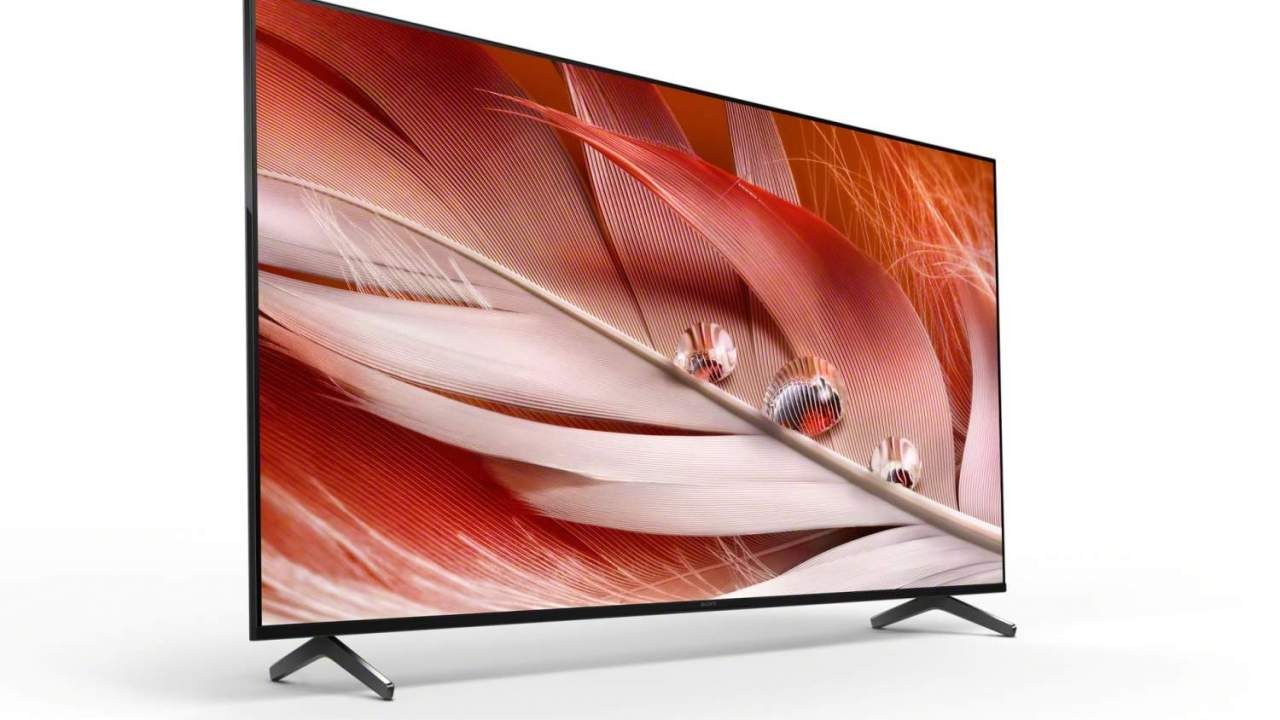 Sony's Bravia X90J 2021 LED TV arrives with promise of human-like processing