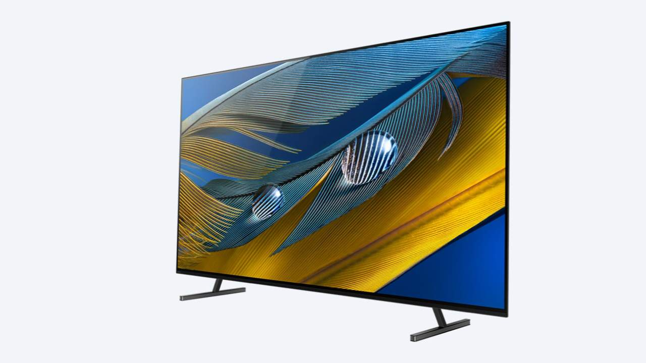 Sony BRAVIA XR A80J 65-inch OLED TV gets price and release details