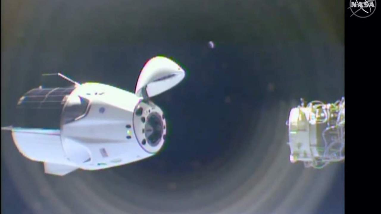 SpaceX Crew Dragon just aced a record-setting maneuver for NASA
