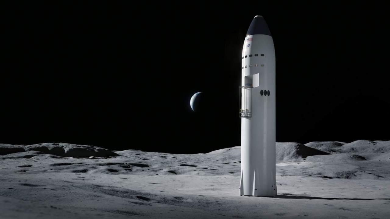 NASA picks SpaceX Starship for Artemis 2024 Moon lander