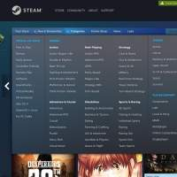 Steam rolls out Categories to make browsing games less daunting