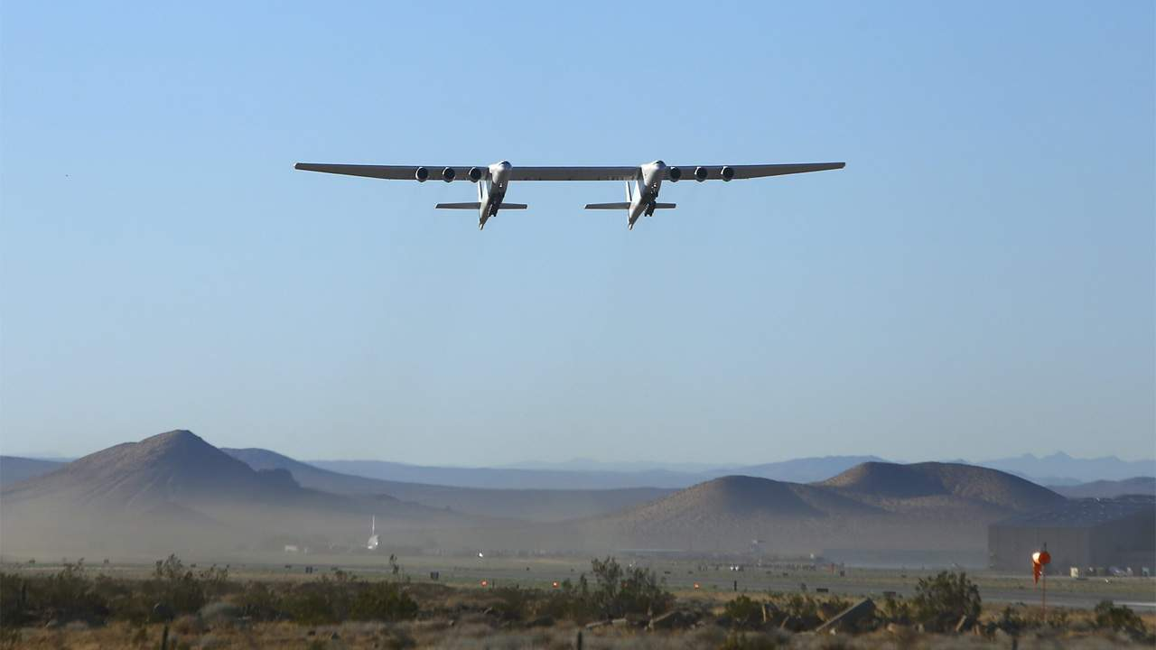Stratolaunch Roc completes its second successful test flight