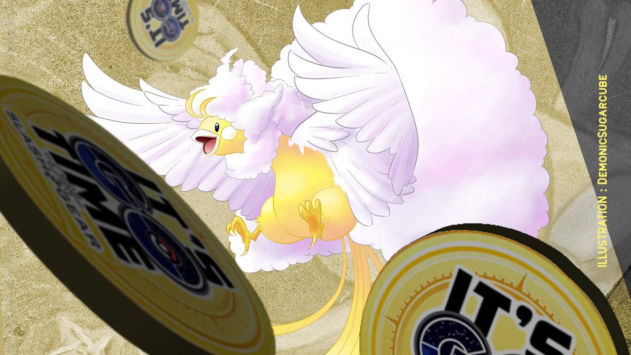 Shiny Pokemon GO Swablu community day: Finally MEGA