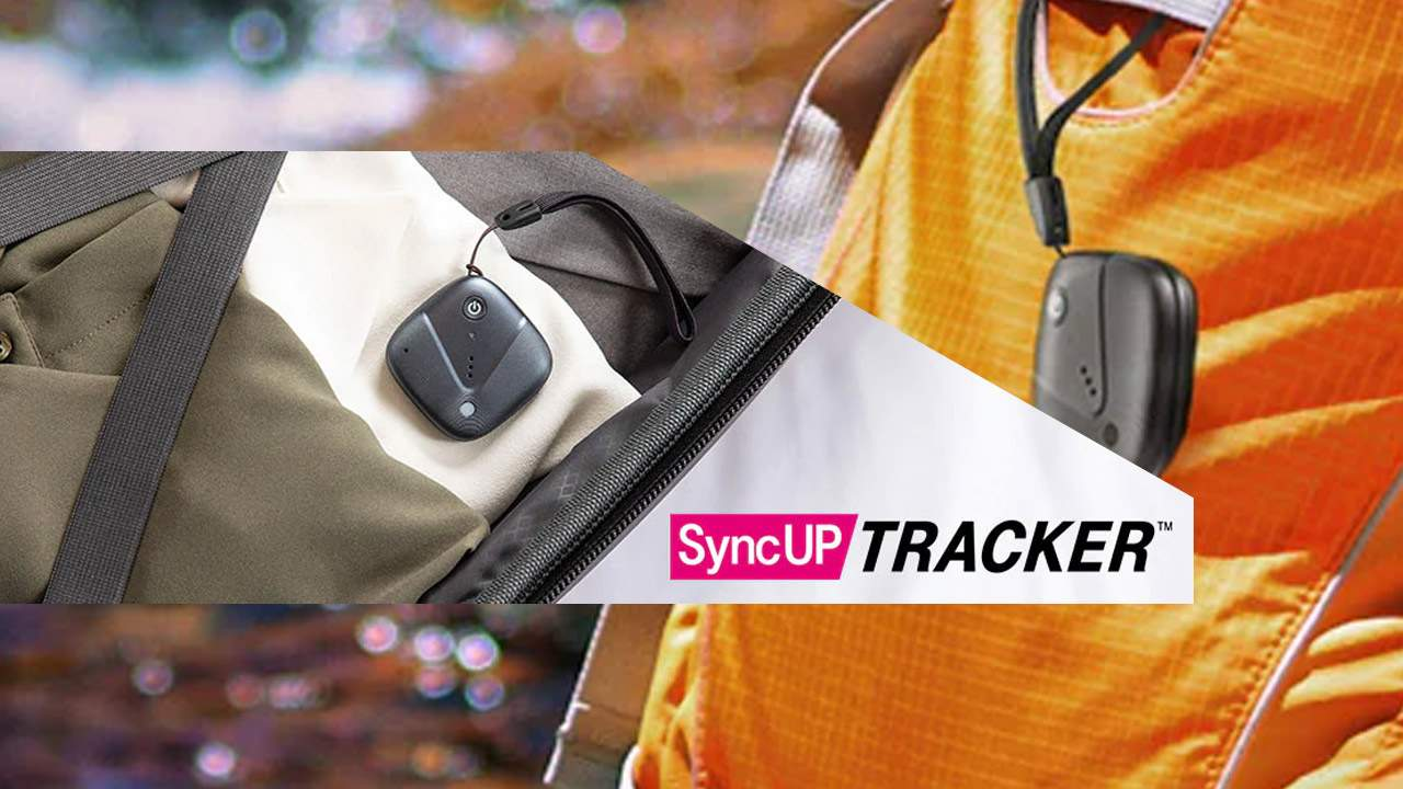 T-Mobile SyncUP TRACKER device rides the AirTag wave