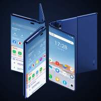 TCL Fold 'n' Roll concept mixes folding, rolling OLED with good reason