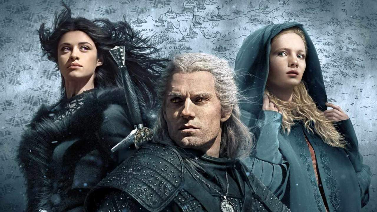 Netflix shares behind the scenes look at The Witcher Season 2