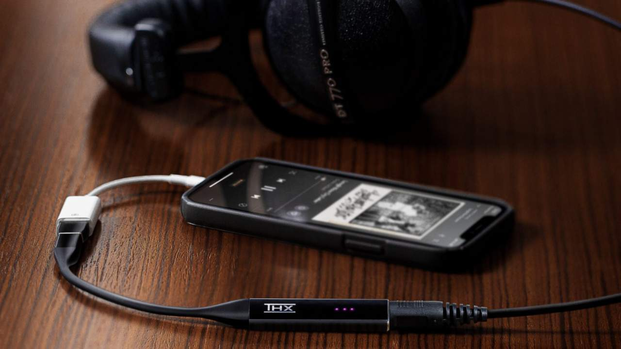 THX Onyx gives audiophiles a mobile music upgrade with MQA amp