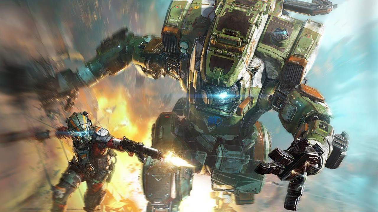 Titanfall 2 goes free-to-play on Steam, but only temporarily