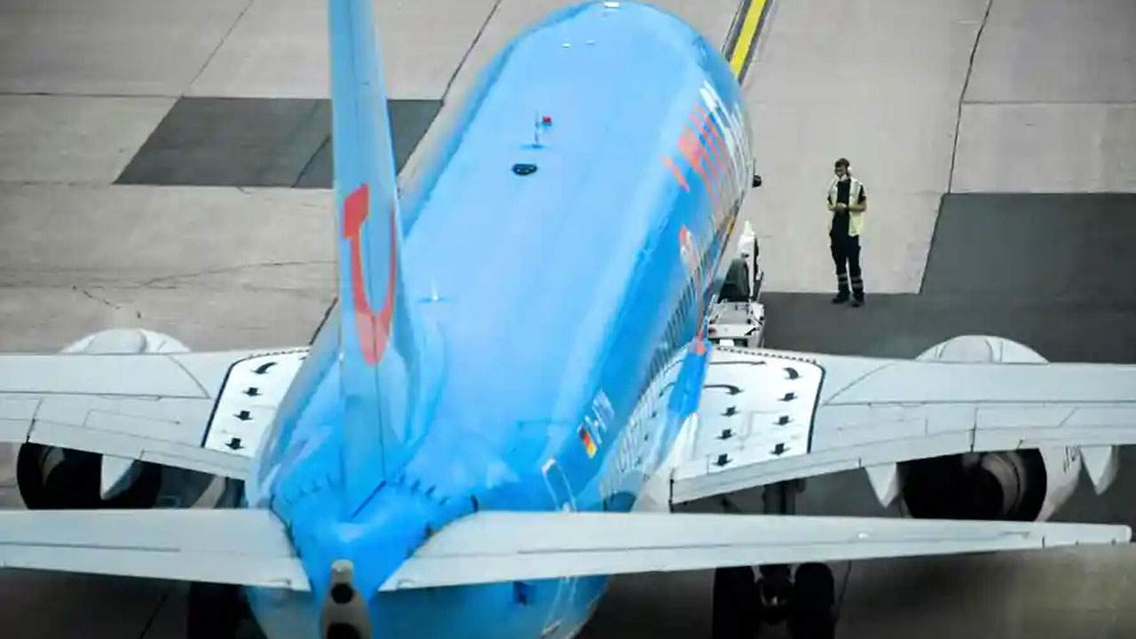 """Software glitch causes Tui aircraft to be involved in a """"serious incident"""""""