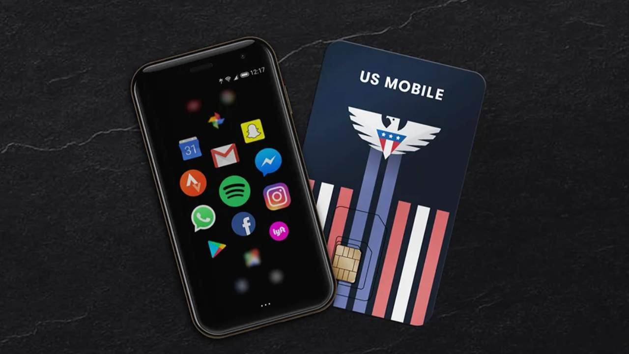 US Mobile launches low-cost pooled data plans (because you're always on WiFi anyway)