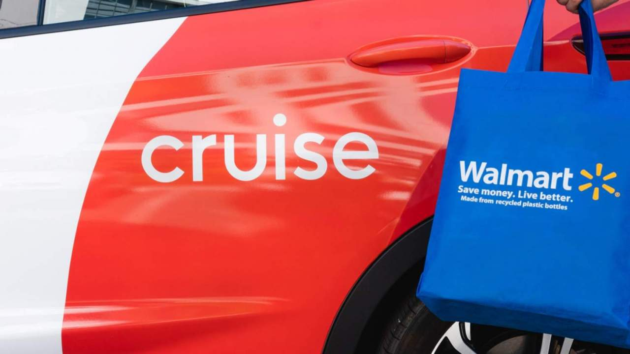 Walmart invests in GM's Cruise ahead of starting autonomous deliveries