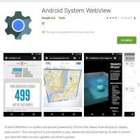 Android WebView app crashes promised to never happen again