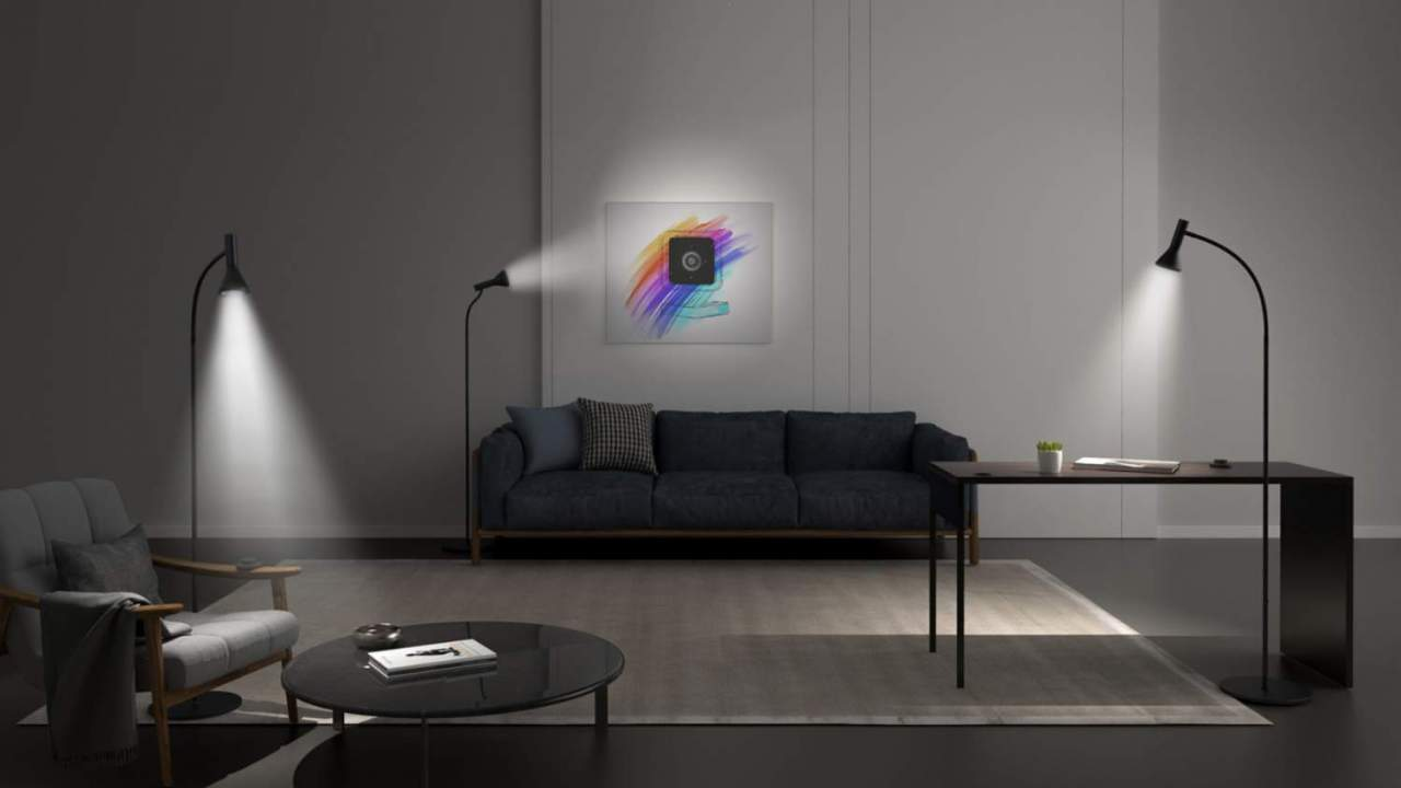 Wyze Floor Lamp learns your light demands