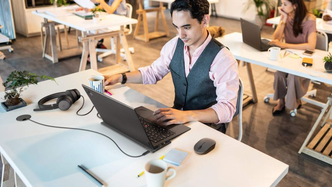 Lenovo Go accessory brand launched for hybrid work arrangements