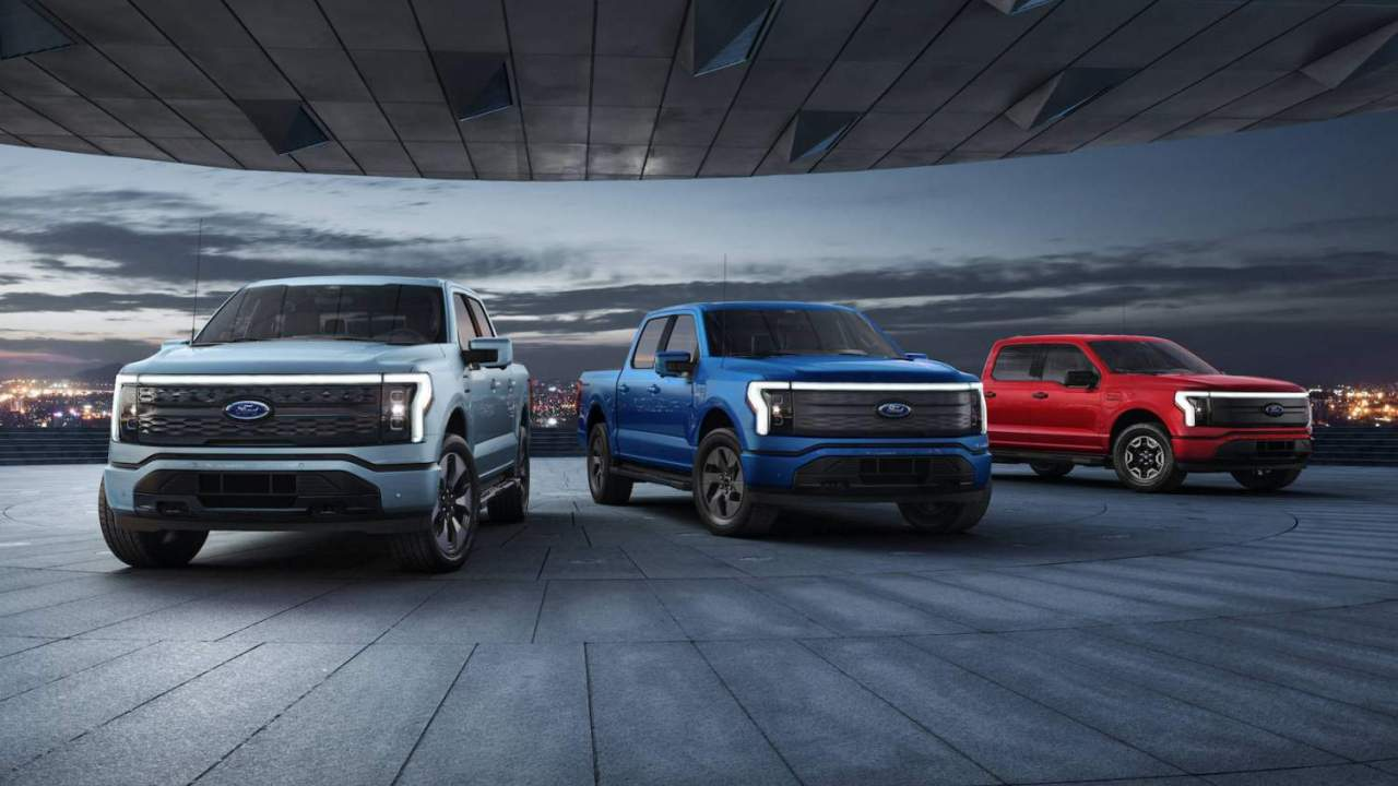 The frustrating limit to Ford's F-150 Lightning electric pickup