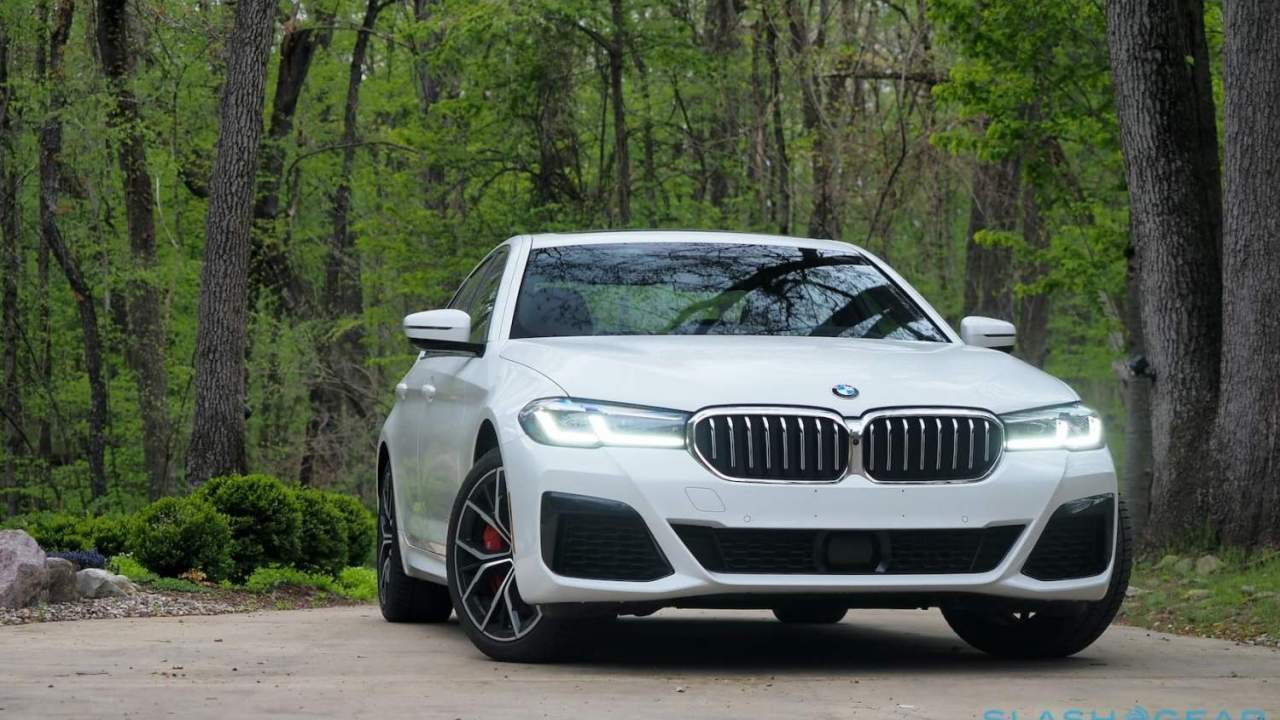 2021 BMW 540i xDrive Review: Benchmark in Balance
