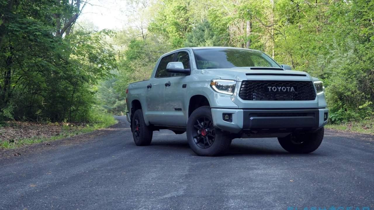 2021 Toyota Tundra TRD Pro Review: The last hurrah