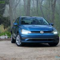 2021 Volkswagen Golf Review: Frugal Farewell