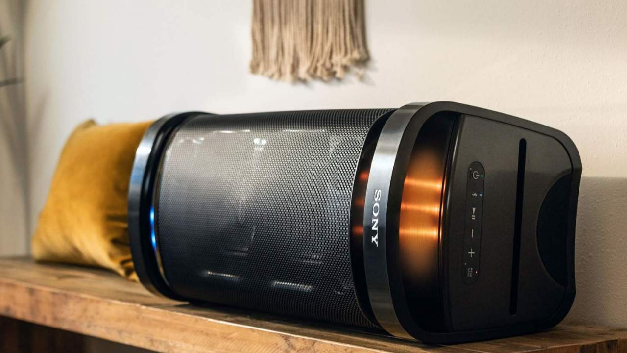 Sony's 2021 portable speakers aren't just for party animals now