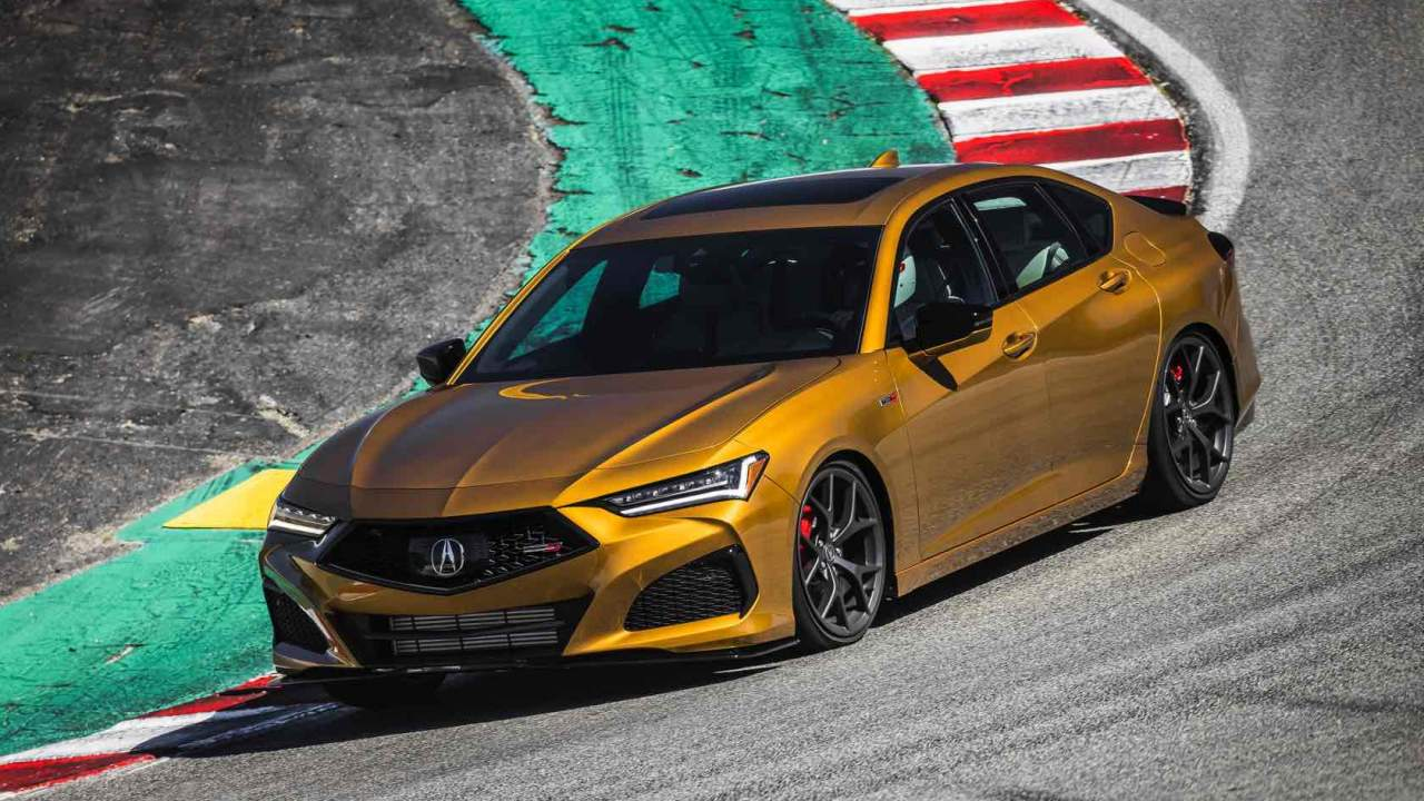 2021 Acura TLX Type S First Drive: A long-awaited return to form