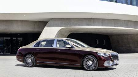 2022 Mercedes-Maybach S 680 4MATIC Gallery