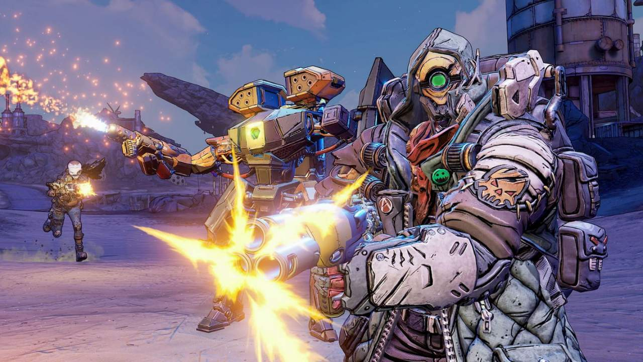 Here's how much Epic paid for Borderlands 3 exclusivity