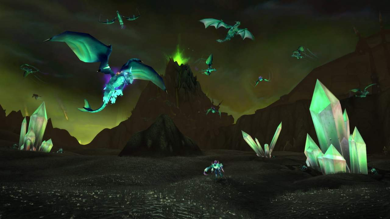 Blizzard announces big price change for Burning Crusade Classic character cloning