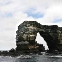 Galápagos Islands' iconic Darwin's Arch rock structure has collapsed