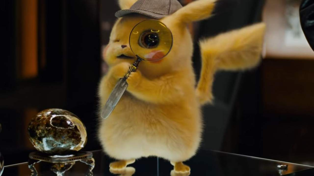 Don't get your hopes up for Detective Pikachu 2