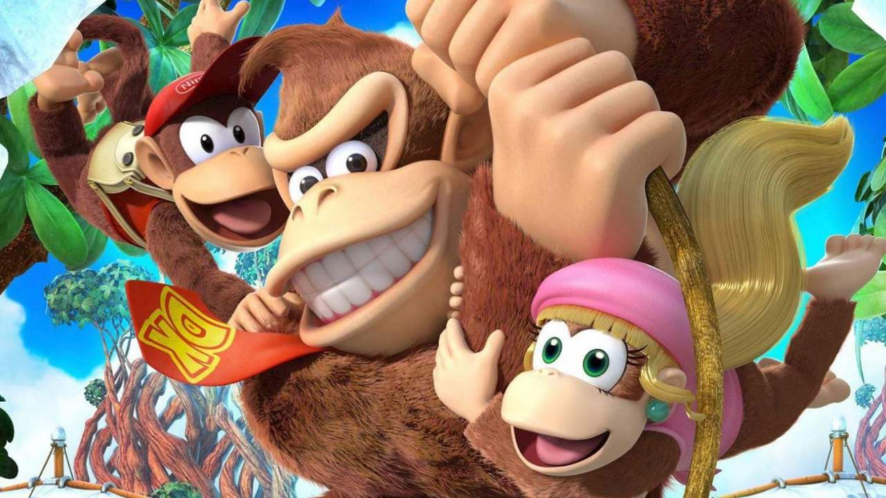 New Donkey Kong game reportedly in the works at a Nintendo legend