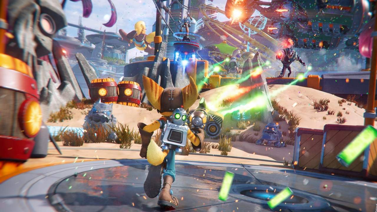 Ratchet & Clank Rift Apart accessibility features offer more ways to play