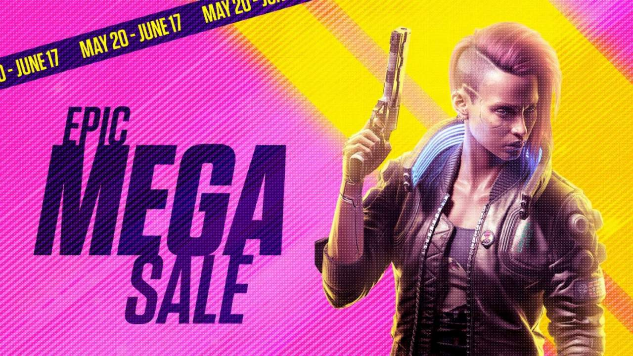Epic Games MEGA Sale returns with a whopper of a free game