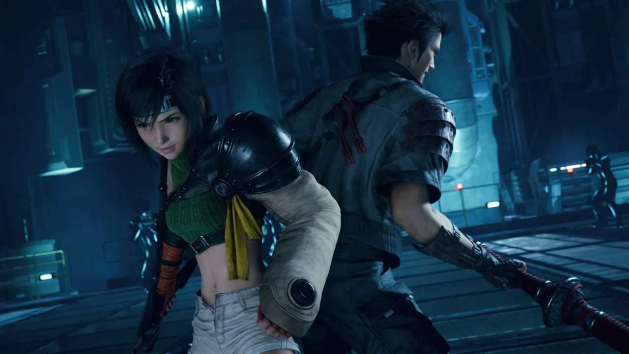 New Final Fantasy VII Remake Intergrade trailer shows PS5 upgrade in action